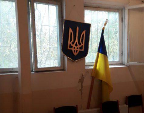 приміщення зали у Дзержинському суді