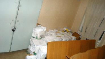 Зберигання документів у Фрунзенському суді міста Харкова