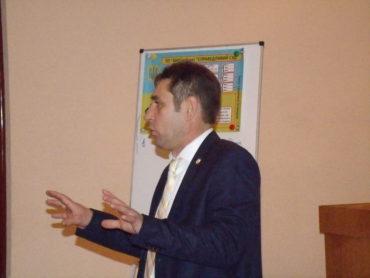 Выступление Виктора Трубчанова