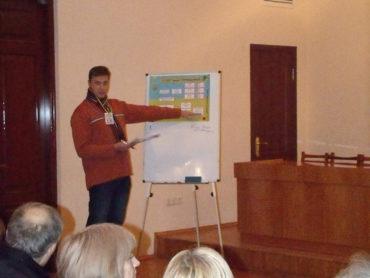 Выступление Алексея Староверова