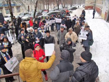 Многие организации Харькова поддержали акцию