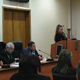 Співпраця судових органв і громадськості