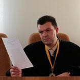 Суддя Лазюк Сергій Володимирович