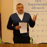Суддя Усатий Віталій Олександрович
