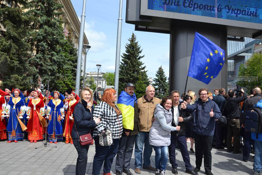Ми частина європейської сім'ї