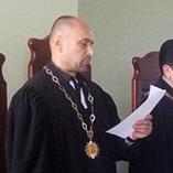 Суддя Гуцал Михайло Ігорович