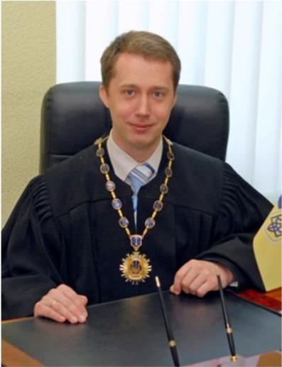 Суддя Спірідонов Михайло Олександрович