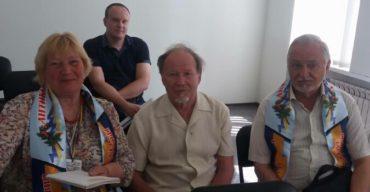 На этом судебном заседании присутствовали представители «Справедливого суда»