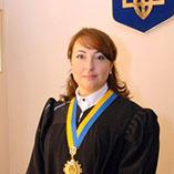 Суддя Архіпова Світлана Вікторівна