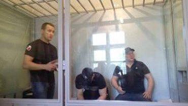Виснажені, замучені тортурами СБУ підозрювані