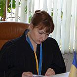 Суддя Старосєльцева Оксана Валеріївна