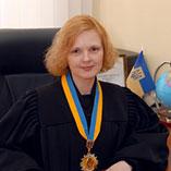 Суддя Білова Ольга Валентинівна
