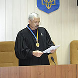 Суддя Павло Гусар