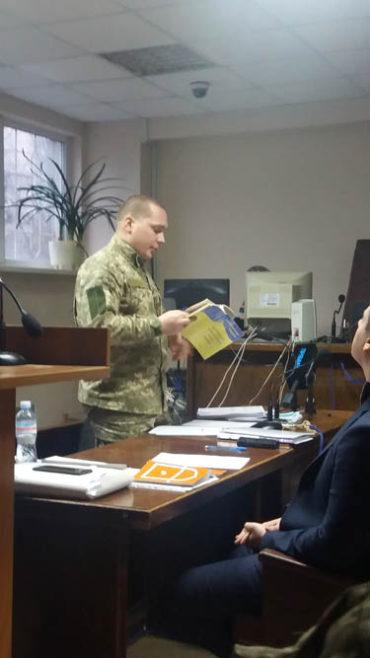 Военный прокурор Строков
