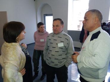 Активісти проведуть зустрічі та поділяться своїми знаннями та досвідом з іншими членами організацій