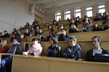 Презентация проекта «Справедливий Суд для молоді»
