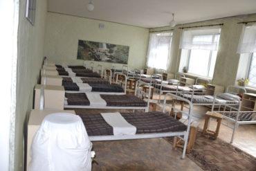 Спальня в тюрьме