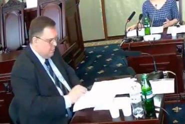 Суддя Ігор Караченцев