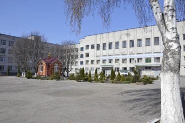 Церковь в тюрьме