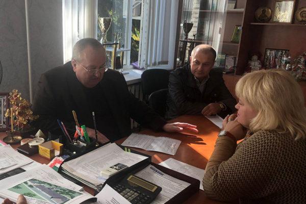 прийому громадян керівництвом Харківського ВП ГУ НП в Харківській області