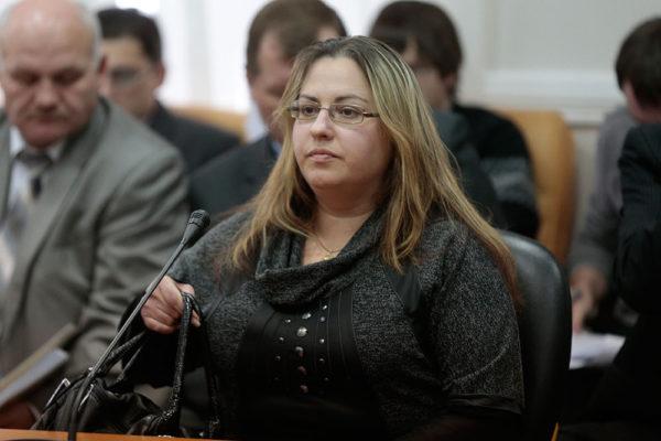 Судья Иванисова приняла решение, которого нет?