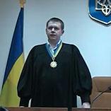 Суддя Курило Володимир Олександрович