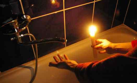 Люди, которые оплачивают квитанции в один не прекрасный день могут остаться и без света и без воды.