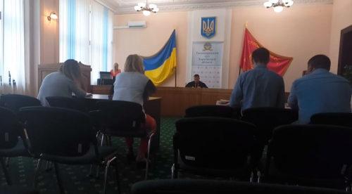 17.07.2018 року у приміщенні Господарського суду Харківської області відбулося судове засідання