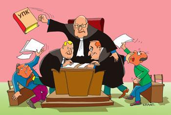 Судья игнорирует УПК