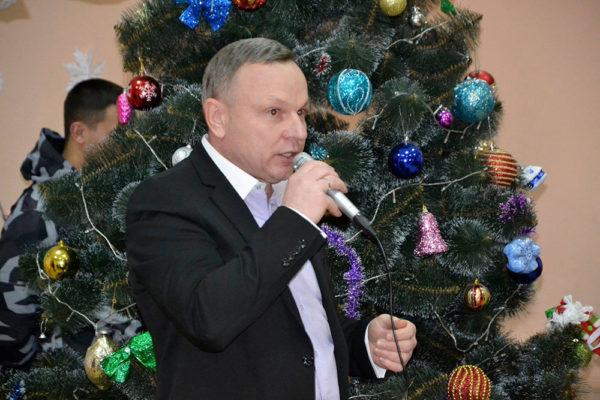 Активист Дмитрий Алексеевич Маринин