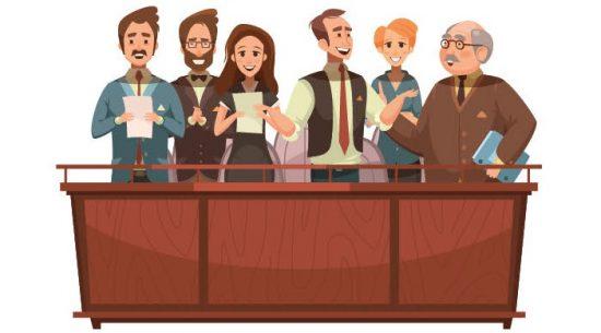 Суд присяжних в Україні