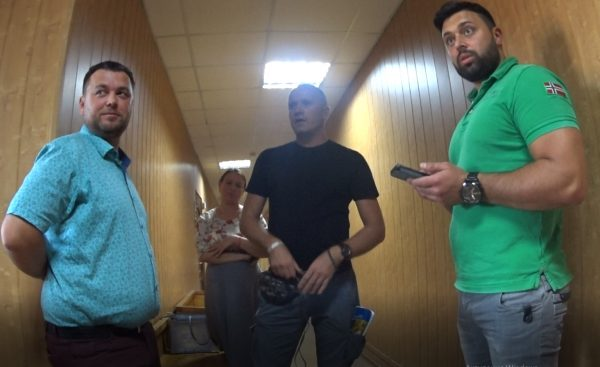 Суд по делу Тищенко