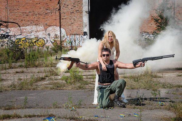 Вікторія та Станіслав Миргородські